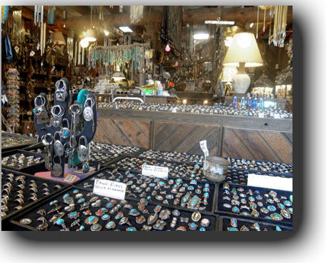 Old Presidio Traders Authentic Native American Jewelry