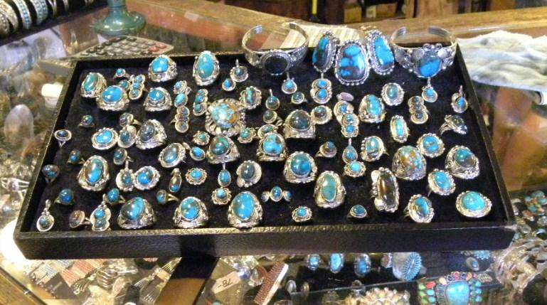 Bisbee Turquoise Jewelry