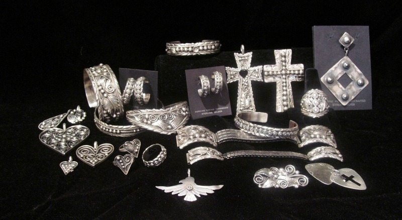 Monroe & Lillie Ashley Silver Collection