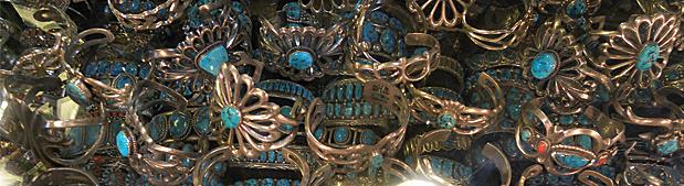 Sandcast Bracelets