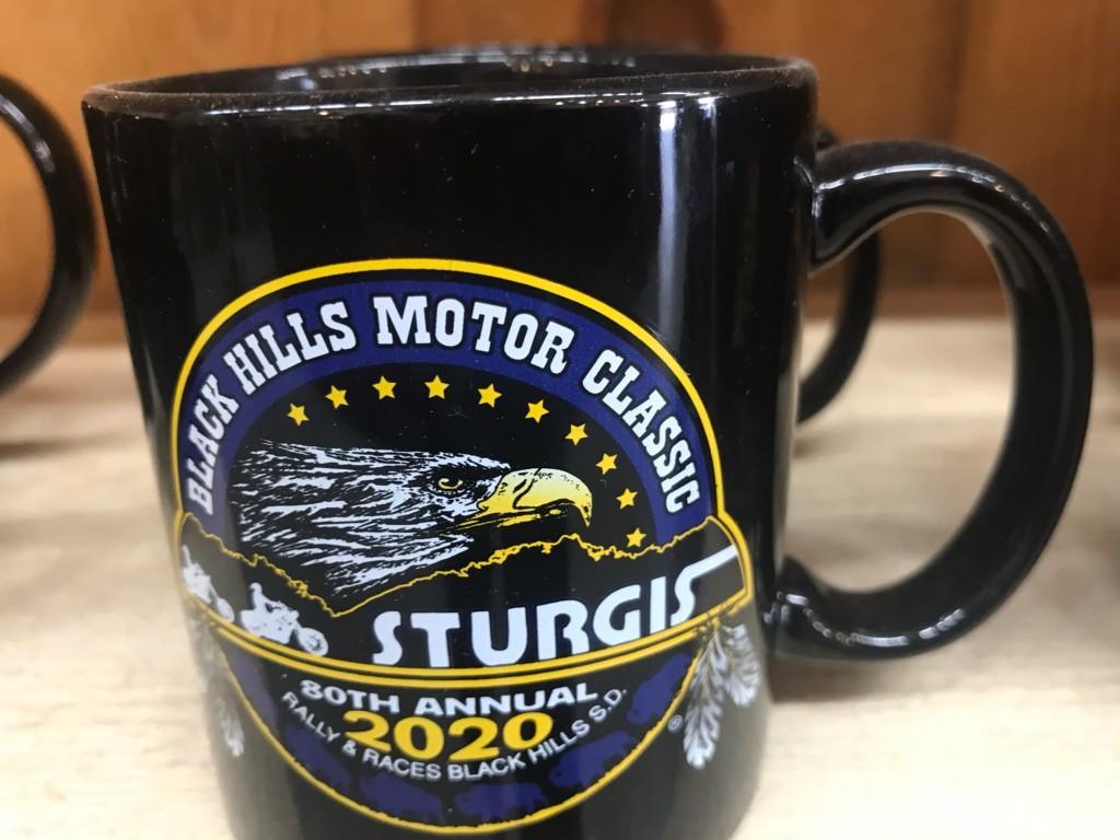 SM3- 80th Annual Sturgis Rally Mug