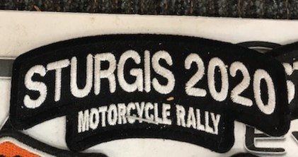 SRP5- 80th Annual Sturgis Rally Patches