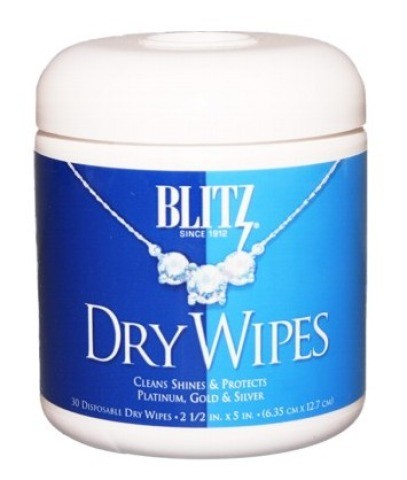Blitz Dry Wipes - 2017