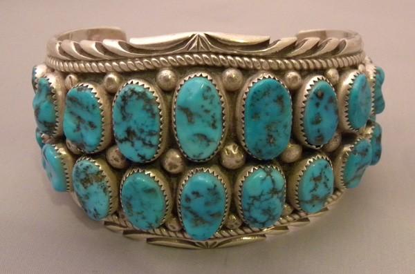 BP64 Sleeping Beauty Pawn Bracelet