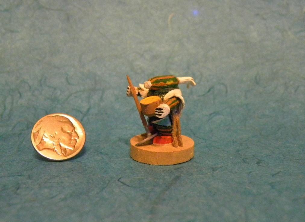 MK9 Miniature Kachina