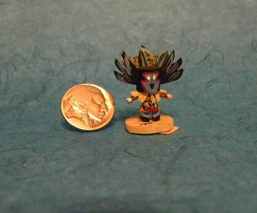 Miniature Kachina MK11