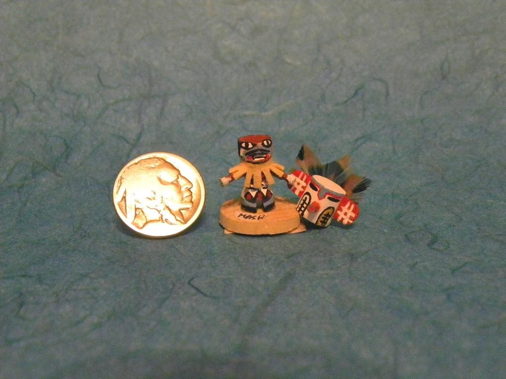 Miniature Kachina MK13