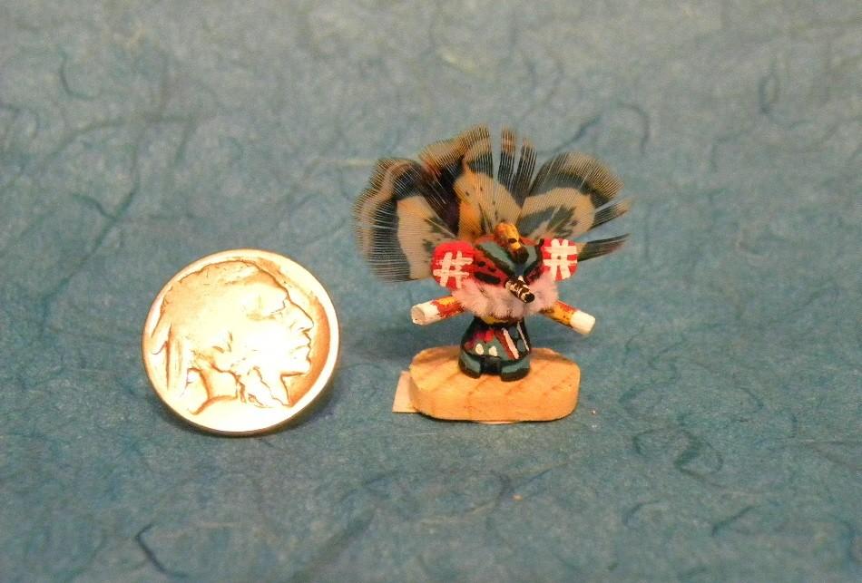 Miniature Kachina MK14