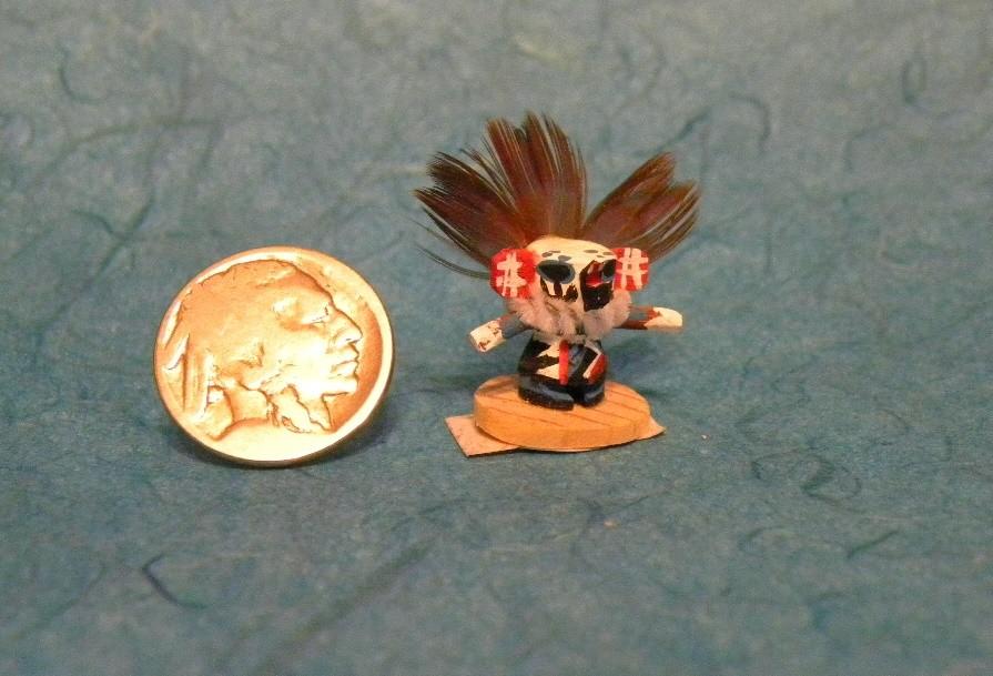 Miniature Kachina MK15