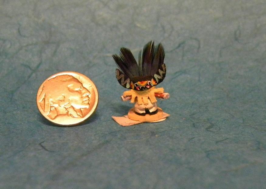 Miniature Kachina MK18