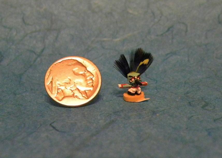 Miniature Kachina MK21