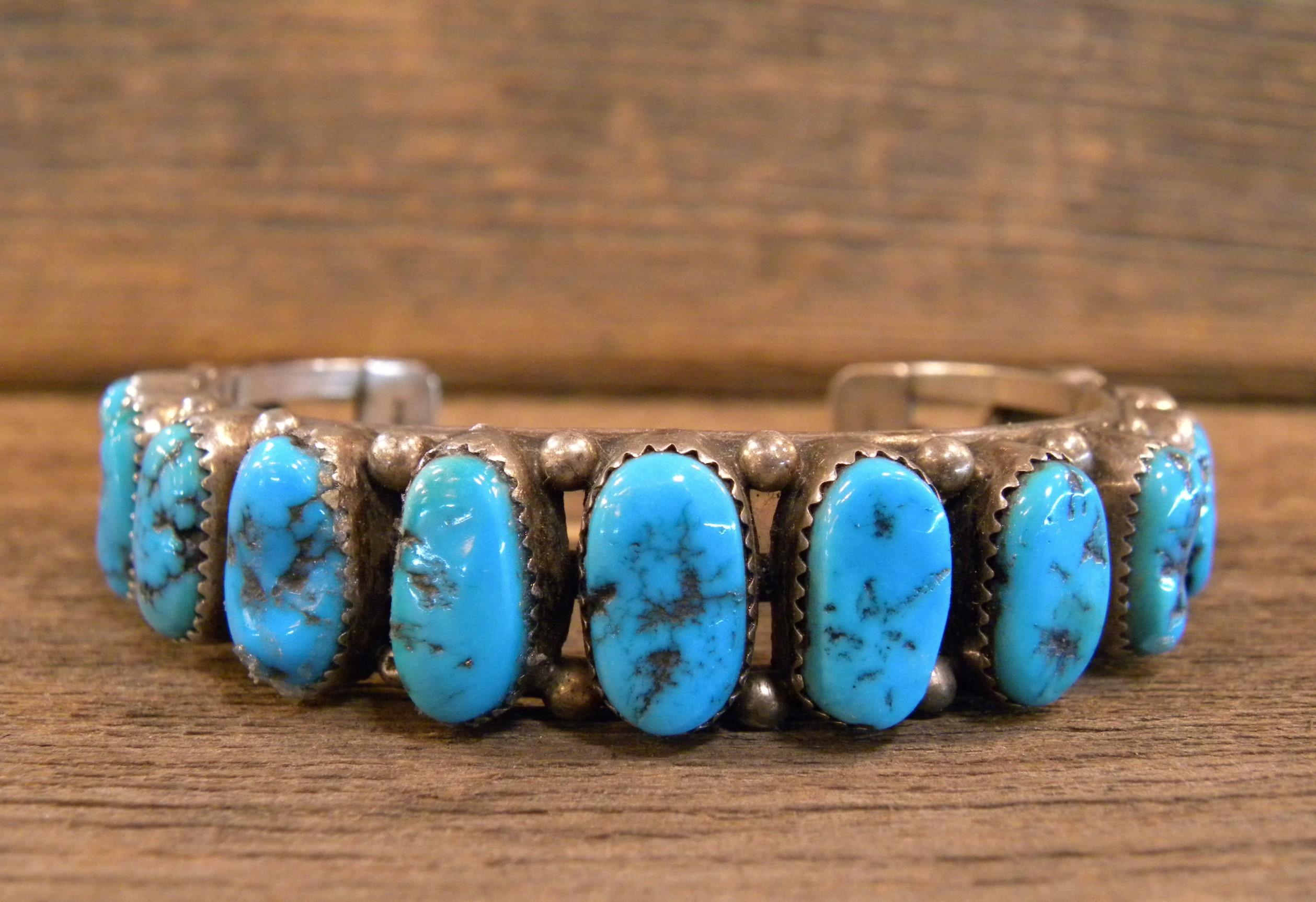 PB74 Pawn Navajo Handmade Bracelet