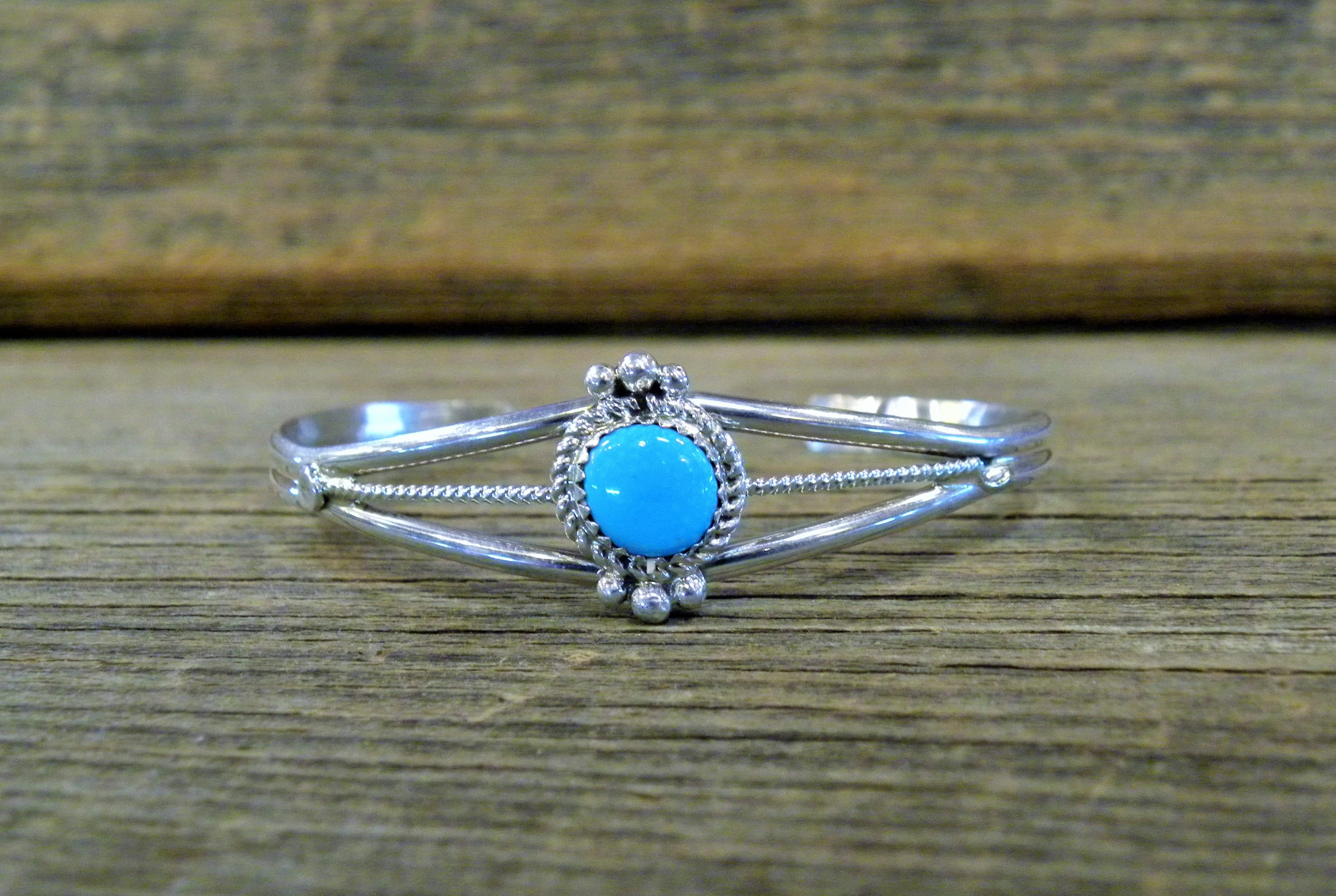 B16- Sleeping Beauty Turquoise Bracelet