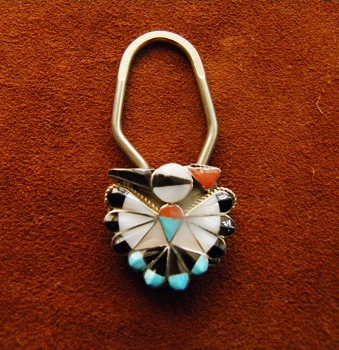 KC6 Zuni made Key Chain