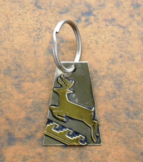 KC7 Tommy Singer Key Chain