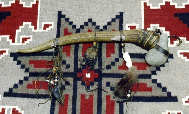 TH5 Antler Spirit Tomahawk