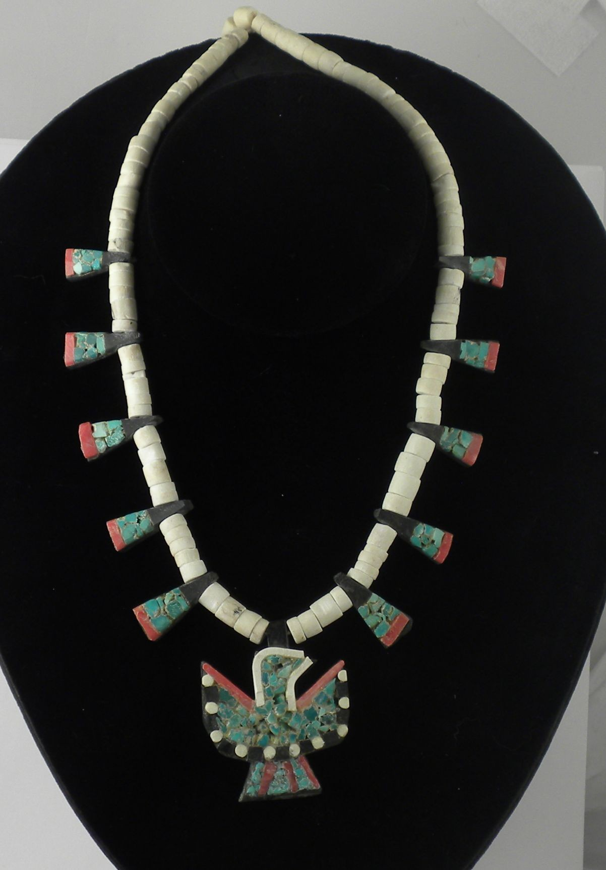 Thunderbird Necklace TBN5