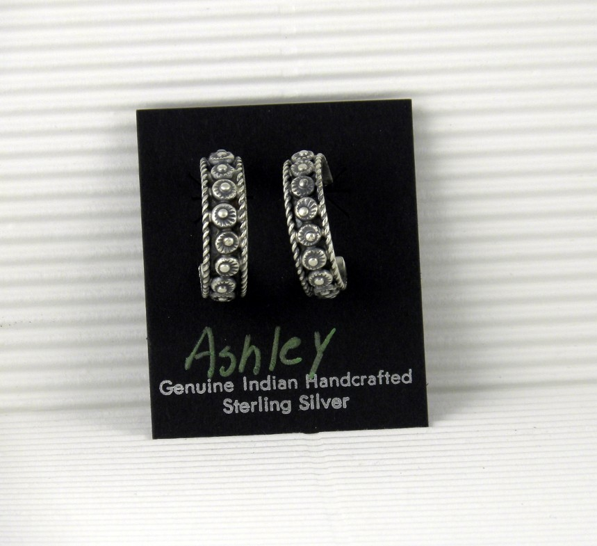 ERN104 Earrings By Monroe & Lillie Ashley