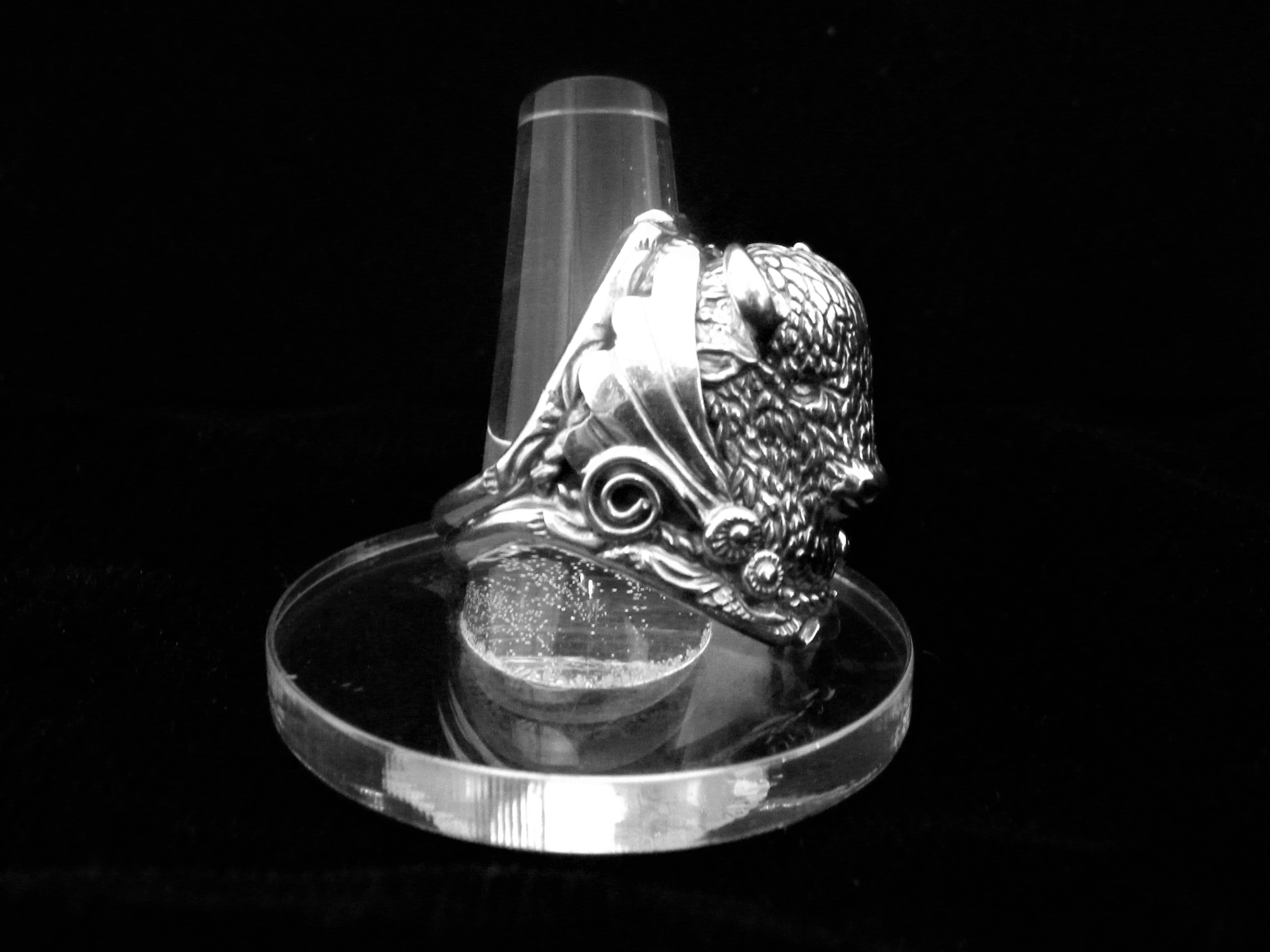 AR20  Buffalo Ring By Monroe & Lillie Ashley