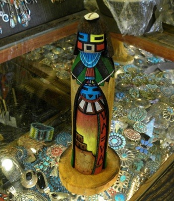 Hopi Kachina HKN1