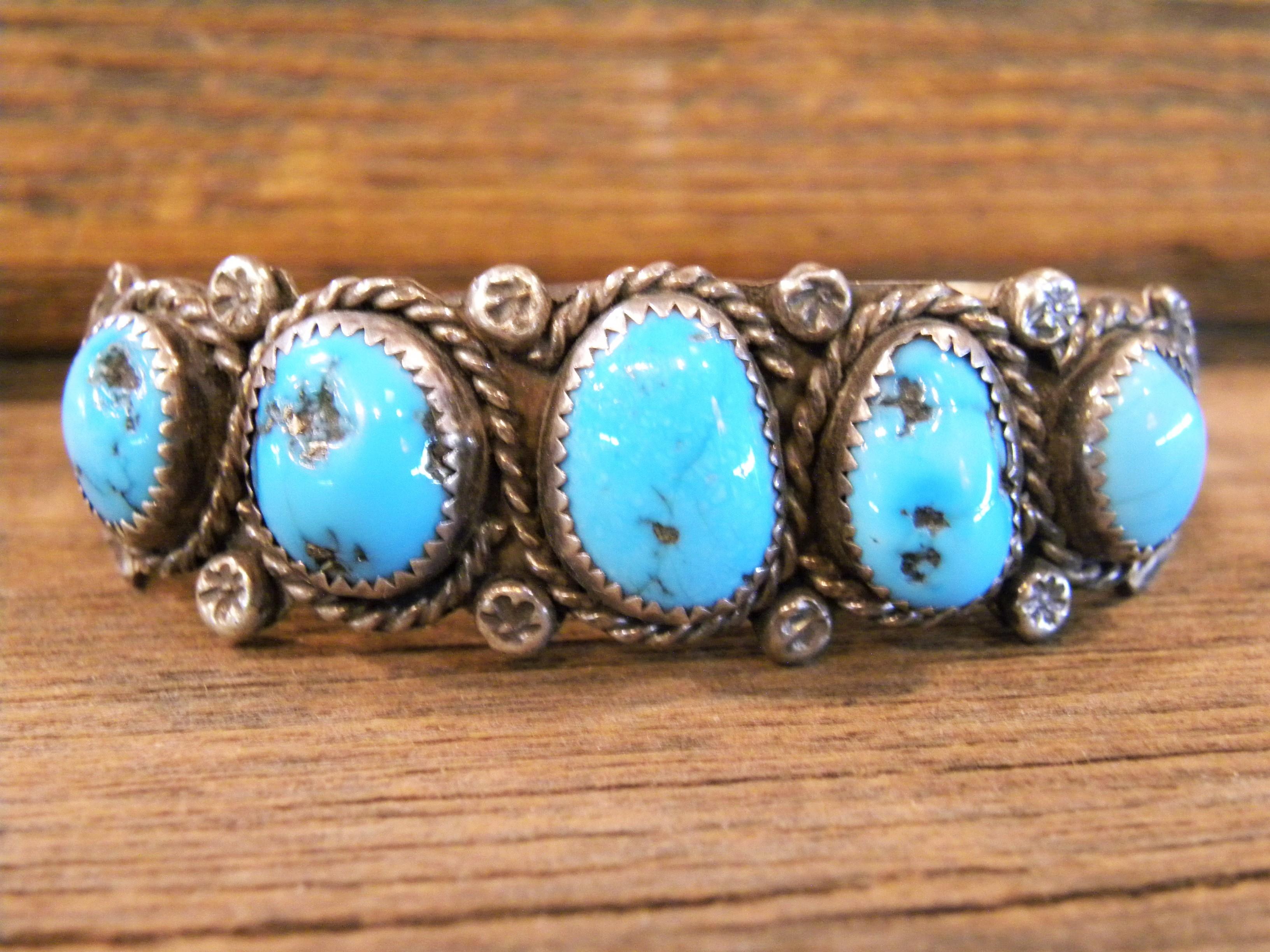 PB41 Pawn Navajo Handmade Bracelet