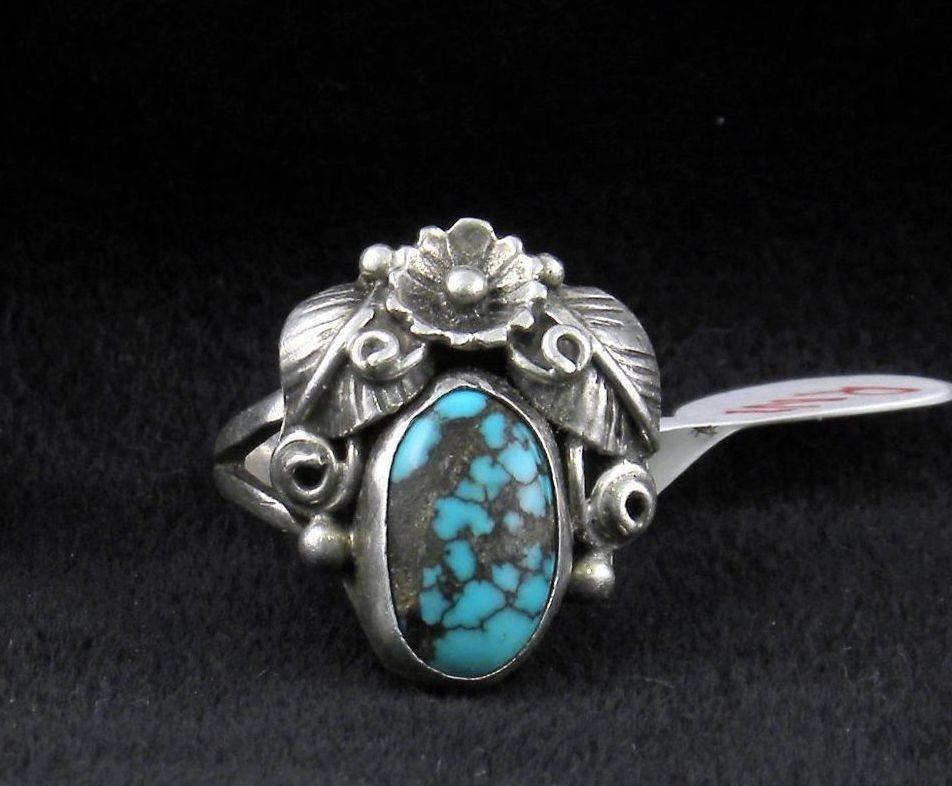 R1 Navajo Handmade Ring