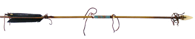 FA1- Navajo Handmade Fetish Arrow