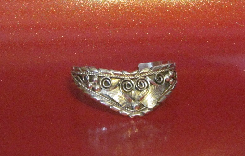 LMSB20 Monroe & Lillie Ashely Sterling Silver Drop Bracelet