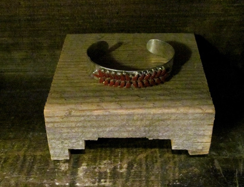 BP713 Zuni Reservation Pawn Bracelet
