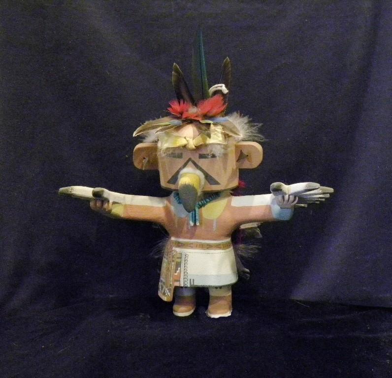 Hopi Kachina KH804