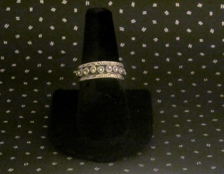 LMSR2 Monroe & Lillie Ashley Silver Ring