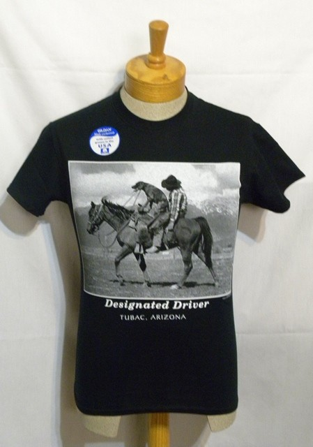 TBLK140 Designated Driver T-Shirt (Black)