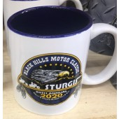 SM1- 80th Annual Sturgis Rally Mug