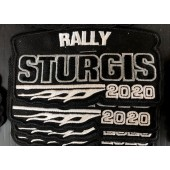 SRP12- 80th Annual Sturgis Rally Patches