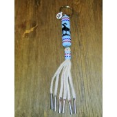 KC1- Navajo Handmade Beaded Key Chains