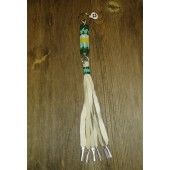 KC17- Navajo Handmade Beaded Key Chain
