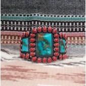 PB58- Navajo By Kirk Smith Bracelet