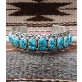 PB86- Pawn Sleeping Beauty Bracelet