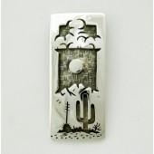 RMP5 Pendant By Tohono O'odham Artist Rick Manuel
