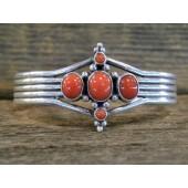 PB12 Pawn Coral Bracelet