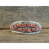 PB50 Pawn Coral Bracelet