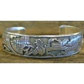 PB67 Pawn Navajo Handmade Bracelet