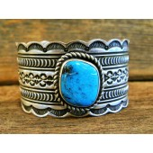 PB76 Pawn  Navajo Handmade Bracelet