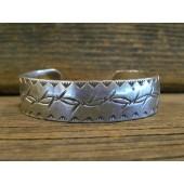 PB80 Pawn Navajo Handmade Sterling Bracelet