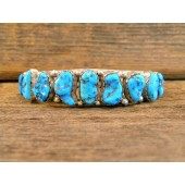 PB86 Pawn Sleeping Beauty Turquoise Bracelet