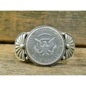 PB89 Pawn Half Dollar Coin Bracelet
