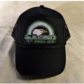H14- 78th Annual Sturgis Motorcycle Rally Hat
