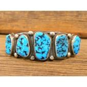B22- Sleeping Beauty Turquoise Bracelet