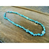 N2 Turquoise Bead Necklace