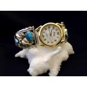 WT2 Men's Sleeping Beauty Turquoise Watch